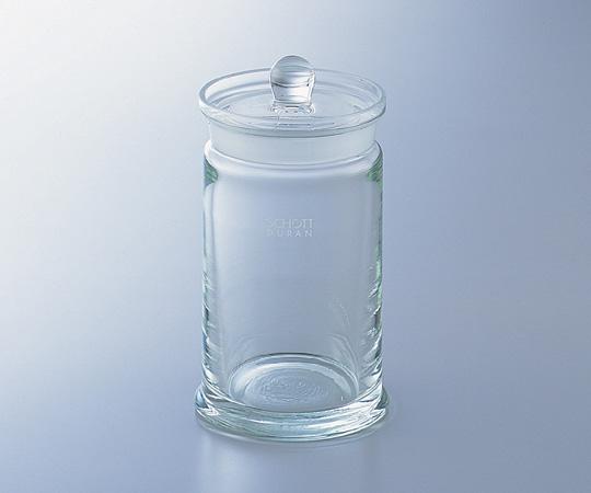 アズワン 標本瓶 (DURAN(R)) 1-8396-04 《実験器具・材料・備品》
