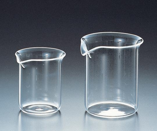 アズワン 石英ビーカー 1-9480-07 《実験器具・材料・備品》