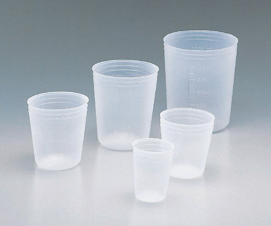 アズワン ディスポカップ (バキュームタイプ ケース販売) V-2000C (5-077-17) 《実験器具・材料・備品》