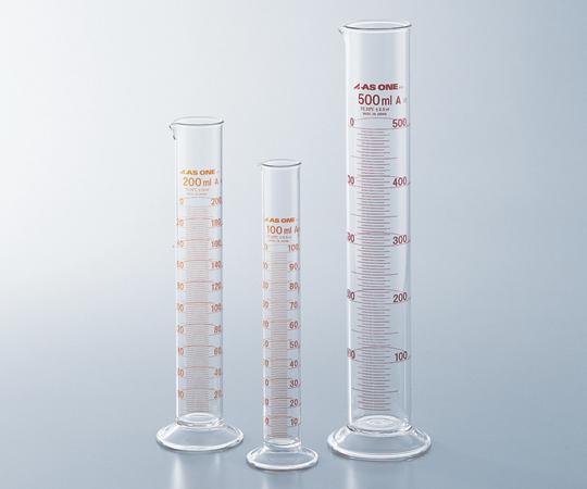 アズワン メスシリンダー 1-8562-12 《実験器具・材料・備品》