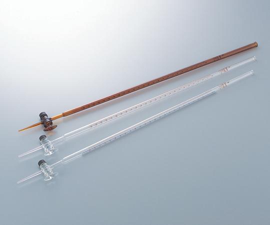アズワン ビュレット (テフロンコック) 1-8578-02 《実験器具・材料・備品》