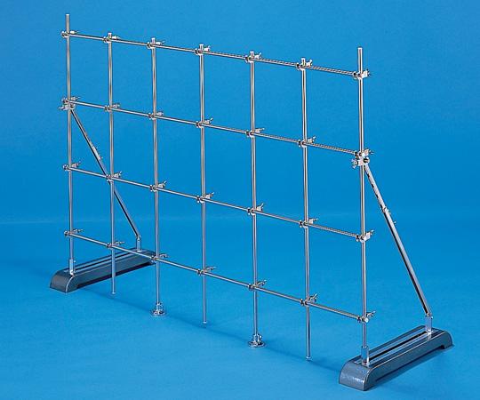 アズワン ユニットスタンド (A型)(B型)(C型) 1-7981-01 《実験器具・材料・備品》