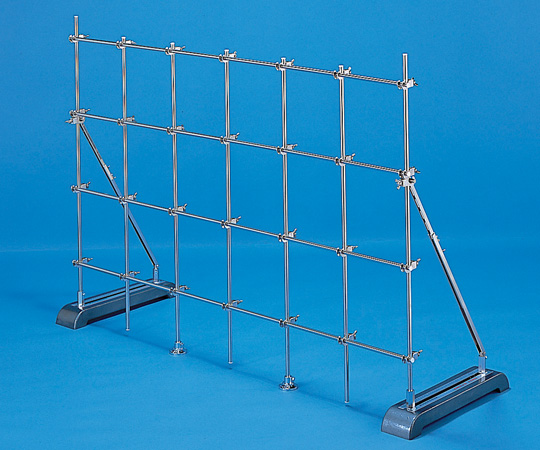 アズワン ユニットスタンド (A型)(B型)(C型) 6-392-10 《実験器具・材料・備品》