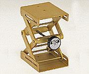 アズワン カラーラボジャッキ 6-449-05 《実験器具・材料・備品》