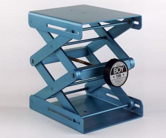 アズワン カラーラボジャッキ 6-449-21 《実験器具・材料・備品》