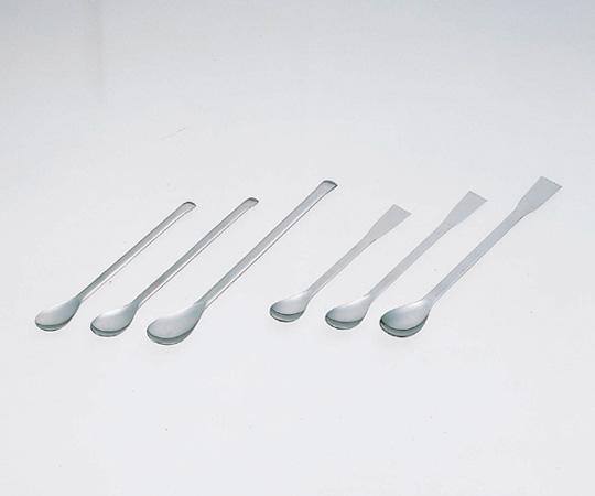 アズワン スプーン (ステンレス製) 6-523-10 《実験器具・材料・備品》