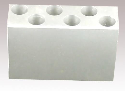 アズワン ドライバス・インキュベーター HBLOCK-15(15mlチューブ用ブロック) (1-2921-14) 《研究・実験用機器》