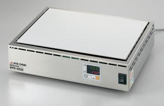 アズワン ホットプレート HPR-4030 (2-644-01) 《研究・実験用機器》