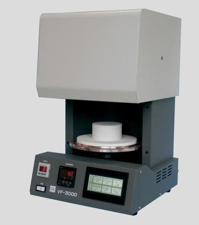 【直送品】 アズワン ガス置換電気炉 VF‐3000 (2-9406-01) 《研究・実験用機器》 【大型】