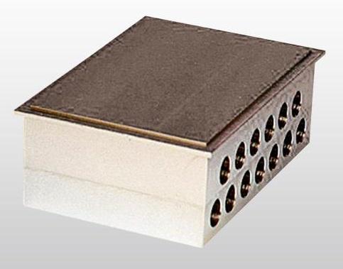 アズワン 電子冷却ブロック恒温槽 5000-07 (3-5204-15) 《研究・実験用機器》