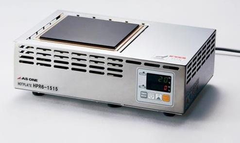 アズワン ホットプレート600 HPR6-1515 (3-6756-01) 《研究・実験用機器》