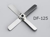 アズワン トルネード用撹拌羽根 DF-125 (1-5505-26) 《研究・実験用機器》