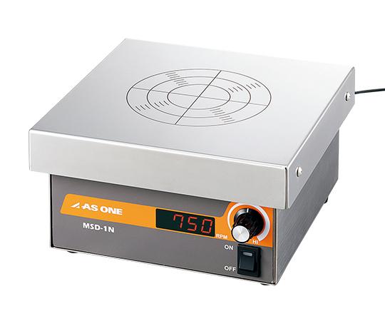 アズワン ウルトラスターラー(デジタル) MSD-1N (1-5917-22) 《研究・実験用機器》