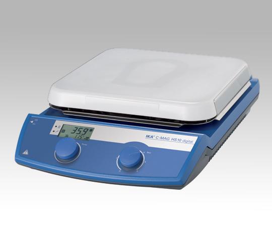 アズワン ホットスターラー(デジタル) C-MAGHS10 digital (1-6607-23) 《研究・実験用機器》