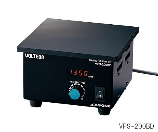 アズワン パワースターラー(デジタル) VPS-200BD (3-6757-02) 《研究・実験用機器》
