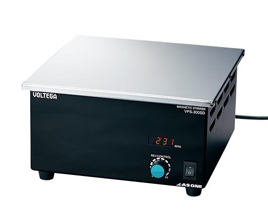 アズワン パワースターラー(デジタル) VPS-300SD (3-6758-03) 《研究・実験用機器》