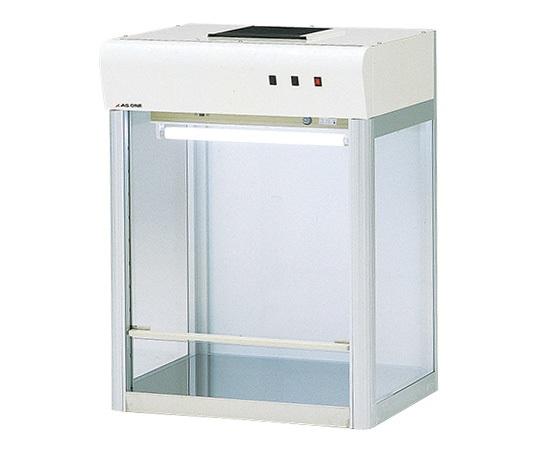【直送品】 アズワン クリーンベンチ(殺菌灯付き) CT-600UVAX (2-4684-71) 《実験設備・保管》 【大型】
