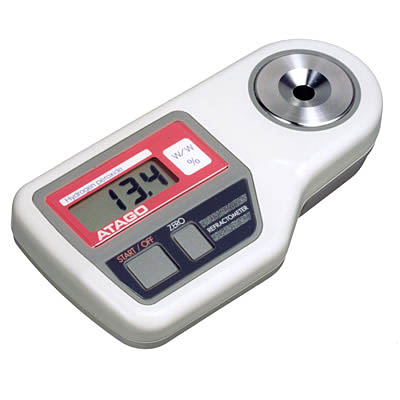 アタゴ (ATAGO) デジタル過酸化水素水濃度計 PR-50HO (NO3478)