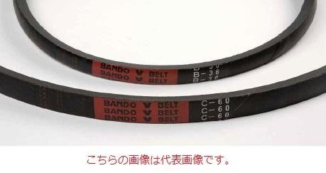 バンドー Vベルト レッド RD160 (RD-160)