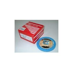 ベルスター 研磨用弾性砥石 ベルストーン BSWA80 100x5x15 (5枚入・ゴム製・弾性研磨ディスク・ステンレス用)