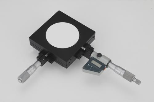 【直送品】 カートン光学 (Carton) XY移動ステージ マグネット取付タイプ XR726