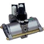【代引不可】 CKD エアブースタ ABP-12-GSB (459-9462) 《コンプレッサー周辺機器》 【メーカー直送品】