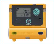 新コスモス電機 (COSMOS) 酸素・硫化水素計 XOS-2200
