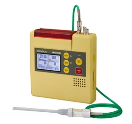 新コスモス電機 マルチ型ガス検知器 XP-302M-R-B-2
