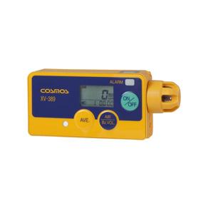 新着 《携帯用ガス検知器》:道具屋さん店 個人ばく露濃度計 XV-389 新コスモス電機-DIY・工具