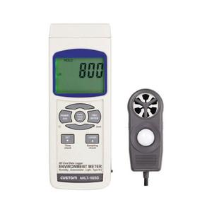カスタム (CUSTOM) 多機能環境測定器 AHLT-102SD (403-1199)