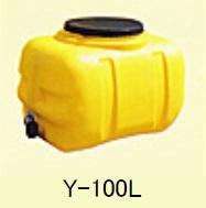 【直送品】 ダイライト ローリータンク Y-100L 【法人のみ、個人宅配送不可】 【大型】