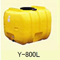 【直送品】 ダイライト ローリータンク Y-800L 【法人のみ、個人宅配送不可】 【大型】