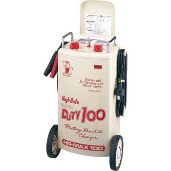 【直送品】 デンゲン 大型用急速充電器 HR-MAX100 〈マックスシリーズ〉