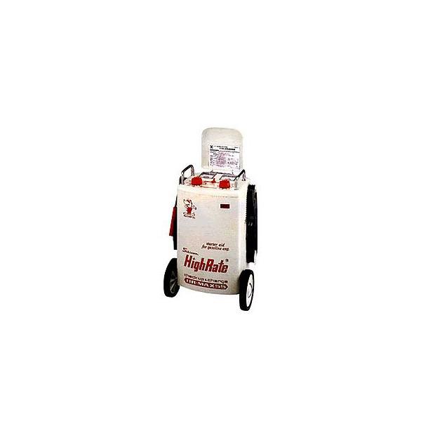 【直送品】 デンゲン 小型用急速充電器 12V(24V 普通充電) HR-MAX55 〈マックスシリーズ〉