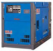第3次排出ガス対策型建設機械対応機  【直送品】 Denyo (デンヨー) ディーゼル発電機 DCA-60LSI 【大型】