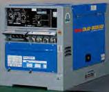 【直送品】 Denyo (デンヨー) ディーゼルエンジン溶接機 DLW-300LSW 超低騒音型 【大型】