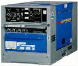 【直送品】 Denyo (デンヨー) ディーゼルエンジン溶接機 DLW-400LSW 超低騒音型 【大型】