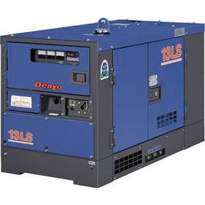 【直送品】 Denyo (デンヨー) 一般停電用予備発電機 TLG-13LSY(T) 【大型】