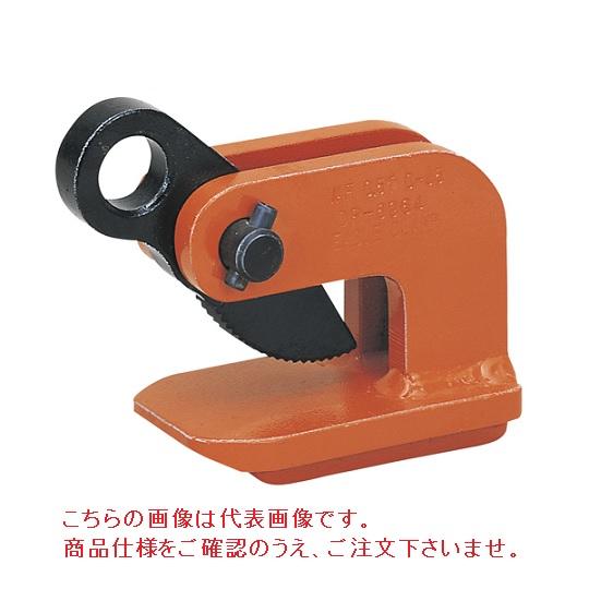 【直送品】 イーグル・クランプ 鋼板水平つり用クランプ VAF-1 (3~35) ローレット仕様 (1301R350)