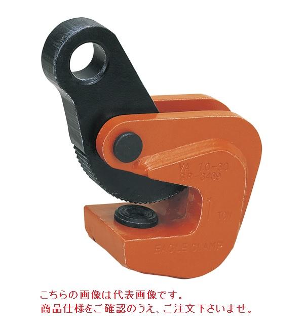 【直送品】 イーグル・クランプ 形鋼横つり用クランプ VA-500 (3~30) ローレット仕様 (1600R300)