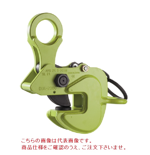 【直送品】 イーグル・クランプ 形鋼横つり用クランプ AMS-500 (3~20) ローレット仕様 (18S0R200)