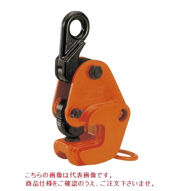 世界のあらゆる工事・製造現場で選ばれている!  【直送品】 イーグル・クランプ 形鋼横つり用クランプ GD-3 (5~40) ローレット仕様 (19D3R400)