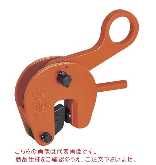2019年新作入荷 【直送品】 (2101R250):道具屋さん店 ローレット仕様 AC-1 イーグル・クランプ (4~25) 形鋼縦つり用クランプ-DIY・工具