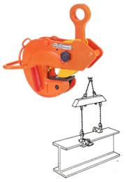 世界のあらゆる工事・製造現場で選ばれている! 【直送品】 イーグル・クランプ 横つり用無傷クランプ BMB-3 (10~35) (20B30350)