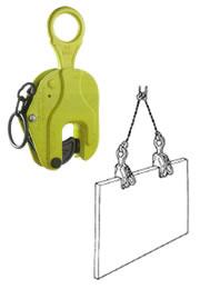 イーグル・クランプ EK型 鋼板縦つり用クランプ EK-350 (9~25) (51E0R251)