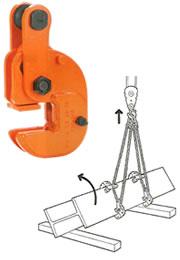 イーグル・クランプ FHA型 形鋼絞りつり用クランプ FHA-1.5-22-32