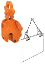 イーグル・クランプ RST型 鋼板縦つり用クランプ RST-5-5-40 (54050410)