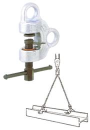 イーグル・クランプ SBT型 勾配付材料専用クランプ SBT-500 (1~17)