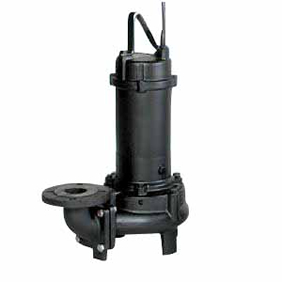 【直送品】 エバラポンプ(荏原製作所) DV型 固形物移送用ボルテックス水中ポンプ 100DVC515 (15kw 200V 50HZ)
