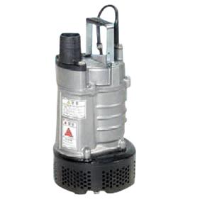 【直送品】 エバラポンプ(荏原製作所) EA型 工事排水用水中ポンプ 22EA6.4S (0.4kw 100V 60HZ)